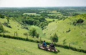 North Downs. Foto: England's Great Walking Trails for the National Trails