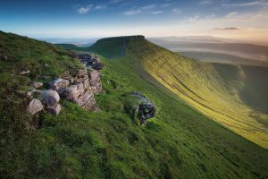 Wandelen The Brecon Beacons National Park Wales