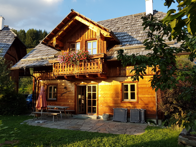 chalet Erle