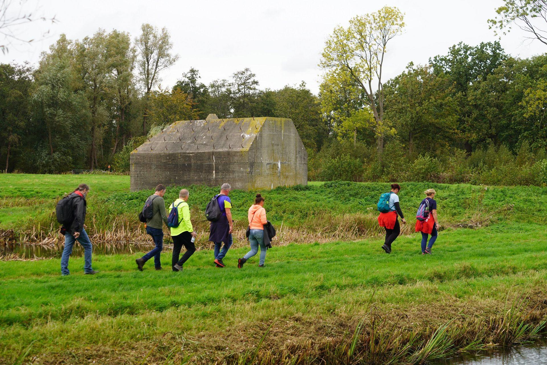 Waterlinie Wandeltocht